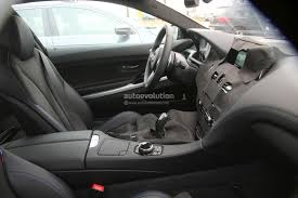 2016 bmw dashboard 2016 bmw 6 series facelift interior spied for the first time