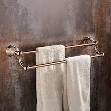 bathroom chrome towel bar with bathroom towel hanger also chrome