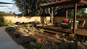 san diego yard design