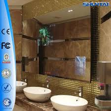 Bathroom Mirror With Tv by 42 Inch Wall Mounting Magic Mirror Decorative With Tv Wifi Hotel