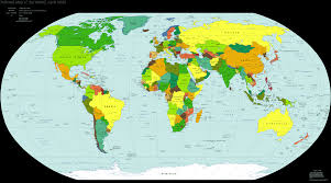 Australian Time Zone Map by World Maps