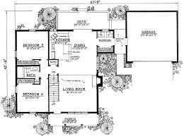 mudroom floor plans beckoning breezeway 43011pf architectural designs house plans