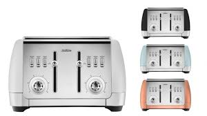 Sunbeam 4 Slice Toaster Review Sunbeam London Collection 4 Slice Toaster Toasters Small