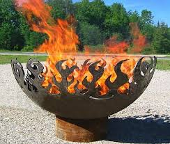 Cool Firepits Pit Ring Archives Allmixedupart