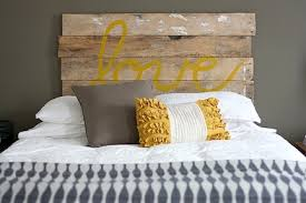 How To Make Headboard 20 Ideas For Your Own Headboard