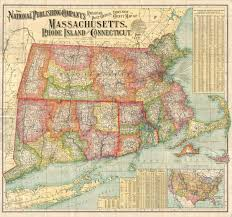 Map Of Massachusetts Cities by File 1900 National Publishing Railroad Map Of Connecticut
