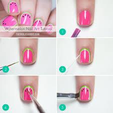 10 fun nail art ideas if you have short nails simplemost