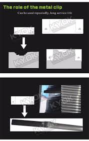 window blinds component blinds clips rolling curtain accessories
