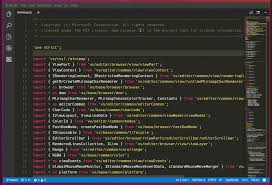 Visual Studio Code Map Visual Studio Code February 2017