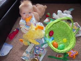 easter baskets for kids easter basket ideas for baby toddler and preschoolers