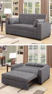 Sleeper Loveseat Sofa The Westport Fabric Sleeper Sofa In Charcoal Gray Is Sure To Be A