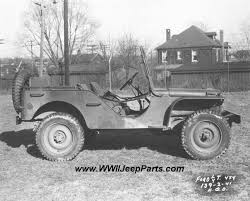 willys quad original 1 4 ton 4x4 prototype jeep photos ford gp bantam brc