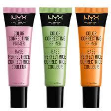 Makeup Nyx nyx professional makeup color correcting liquid primer free delivery