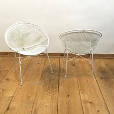 Wrought Iron Vintage Patio Furniture by Description Vintage Salterini Mid Century Modern Wrought Iron