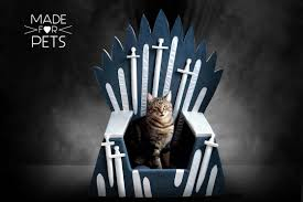 Game Of Thrones Game Of Thrones U2013 Offer The Iron Throne To Your Cat Ufunk Net
