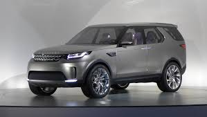 land rover discovery lifted land rover discovery vision concept live reveal photo gallery