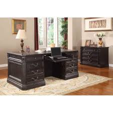 saratoga executive collection manager s desk used melbourne chairs executive home office desk used furniture