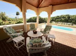 jeff andrews custom home design inc private oceanfront home w large lanai homeaway cayman brac
