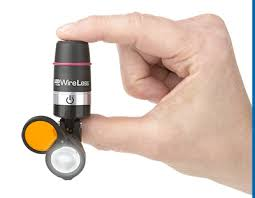 wireless dental loupe light led daylite wireless the first wireless modular headlight