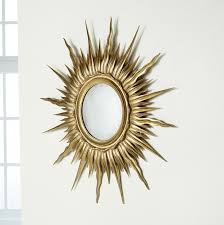 enhancing concepts with sun mirror wall decor vins guide home