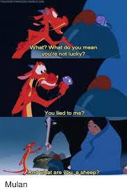 Mulan Meme - thedisneyprincess tumblrcoa what what do you mean you re not