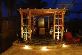 Arbors And Pergolas by Outdoor Lighting Ideas For Arbors And Pergolas 972 245 0640