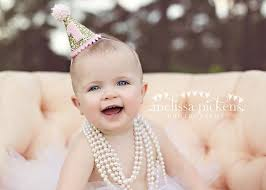 baby girl birthday mini glittery birthday girl party hat birthday cake smash