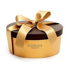 signature chocolate gift box godiva