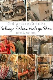ideas for junk vintage show love this old 3 wheeler with a