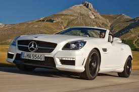 white mercedes convertible used 2013 mercedes slk class for sale pricing features