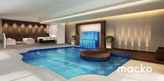 Indoor Pool Design 42 Luxurious Indoor Swimming Pool Ideas For A Heightened Feel