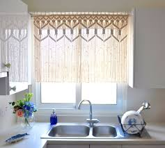 bathroom adorable beautiful kitchen curtains most amazing