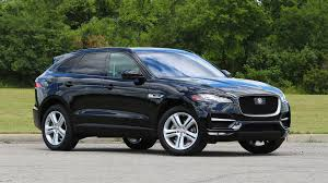 jaguar f pace black 2017 jaguar f pace 20d review less pace more mpg