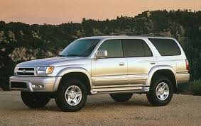 toyota 4runner model years used 2001 toyota 4runner for sale pricing features edmunds