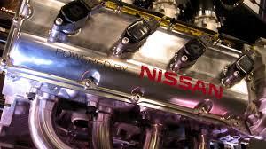 lexus v8 dry sump nissan motorsport reveals first 32 valve engine for v8 supercars