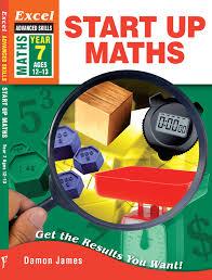 excel advanced skills start up maths year 7 pascal press