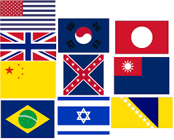 American Flag Upside Down Inverted Flags Look Strange Yet Appealing Oc Vexillology