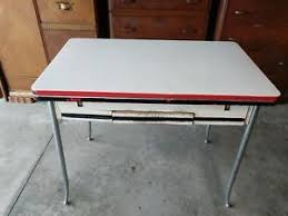 vintage metal kitchen table vintage kitchen table ebay