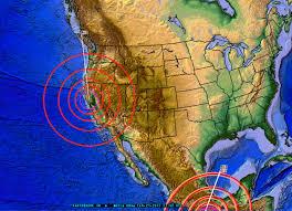 earthquake update 2 21 2017 nightly earthquake update forecast california struck
