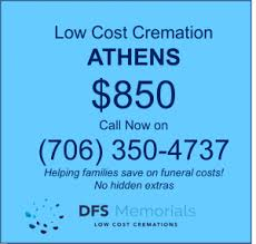 affordable cremation services how to arrange affordable cremation services in athens ga just 850