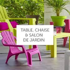 chaises salon de jardin salon de jardin chaise et table de jardin pour profiter de l été