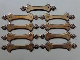 vintage kbc backplates cabinet door back plates keeler brass co