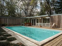 beautiful mid century modern home in creekside mike hastings
