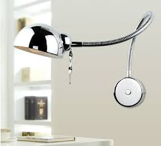 wall sconce reading light free shipping chrome wall l bedside modern wall sconce flexible