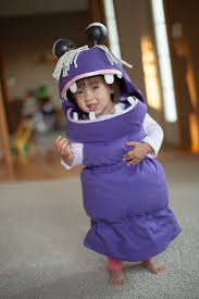 boo from monster u0027s inc my daughter u0027s halloween costume oc