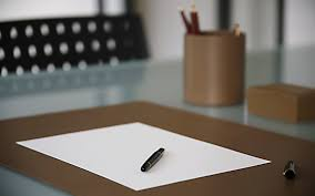 Decorative Desk Pads And Blotters by Soft Leather Desk Pad