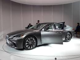 lexus luxury sports car no more boring cars lexus goes bold with the ls500 luxury sedan