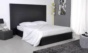 chambre gris et noir chambre noir gris best cheap dco chambre deco clermont