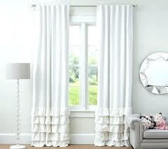 light pink ruffle curtains ivory ruffle curtains light pink ruffle blackout curtains ruffle