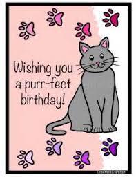 funny cat animated birthday cards tridanim